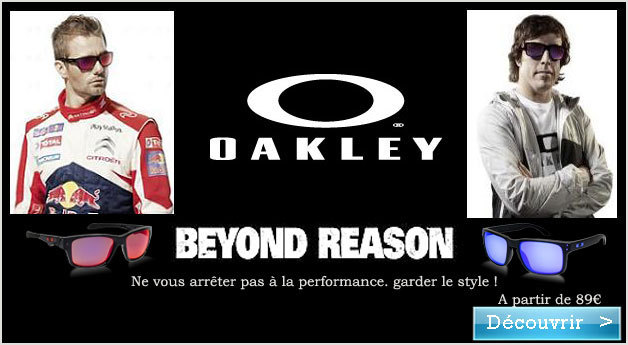 OAKLEY BEYOND REASON